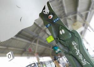 米子駅・ねずみ男駅(鳥取県)