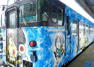 鬼太郎列車(鳥取県)
